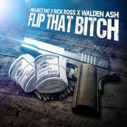 Project Pat - Flip That B_tch (Artwork)