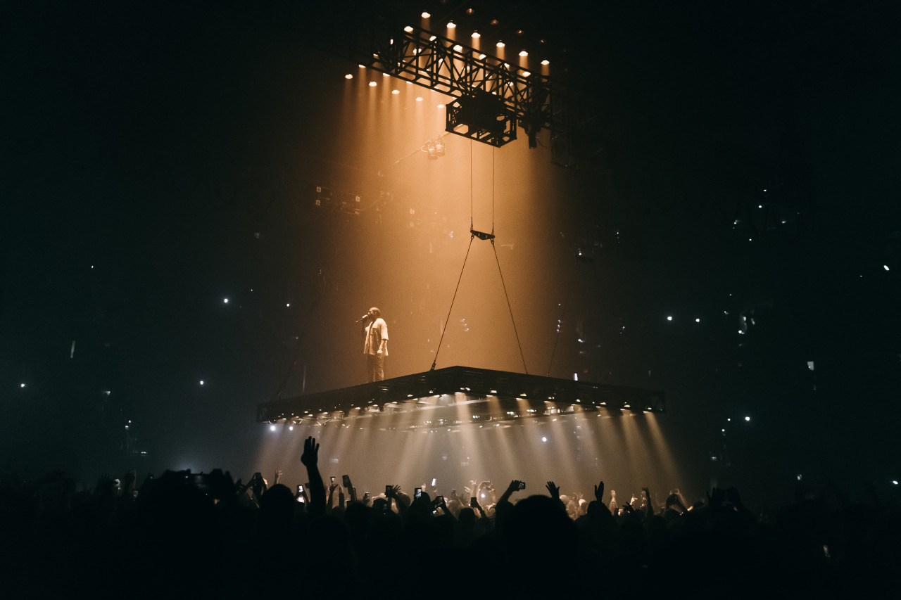 Kanye Adds Saint Pablo Tour Dates News Tumblr Odtx6j8DE01u0ll32o1 1280 Just As The