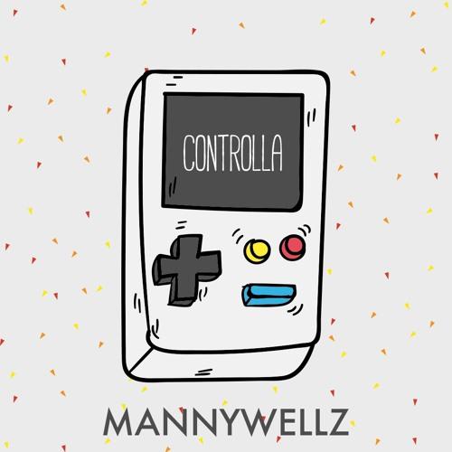 Mannywellz Controlla Artwork