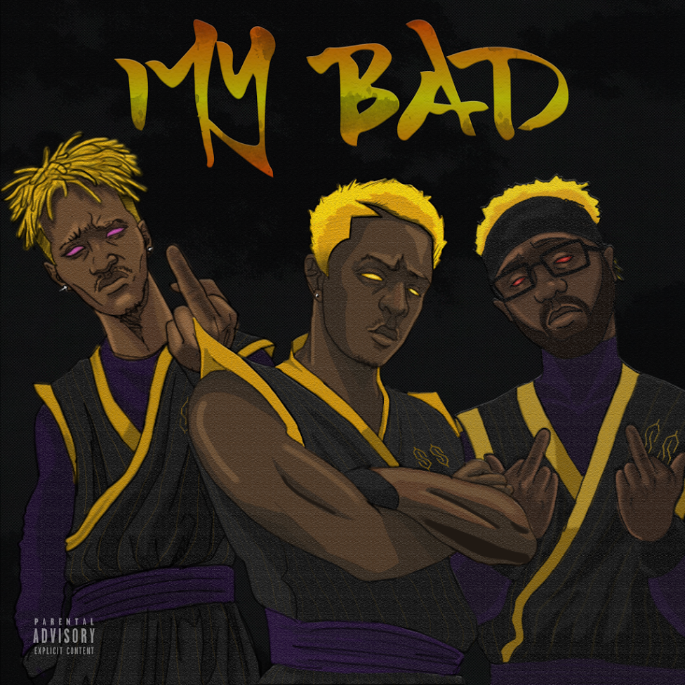 Kev Rodgers feat. Ish Williams & Mir Fontane - My Bad